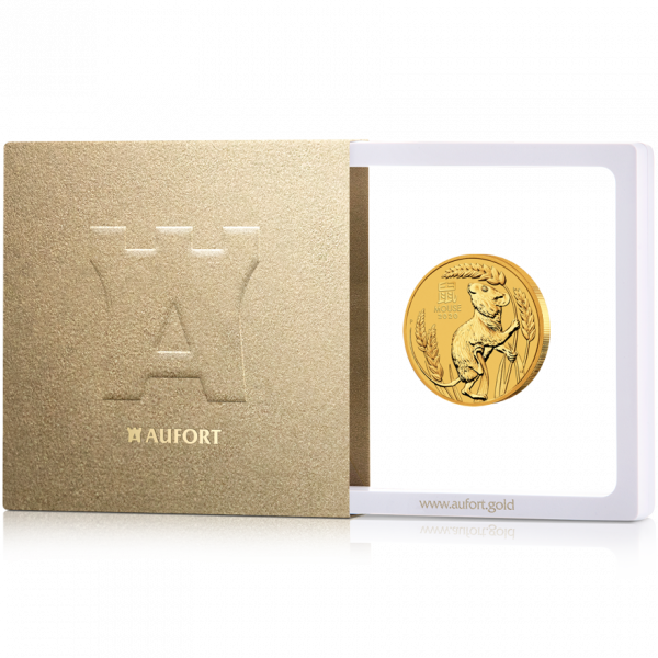 1 oz Gold Coin (Our Choice) in Gift Package